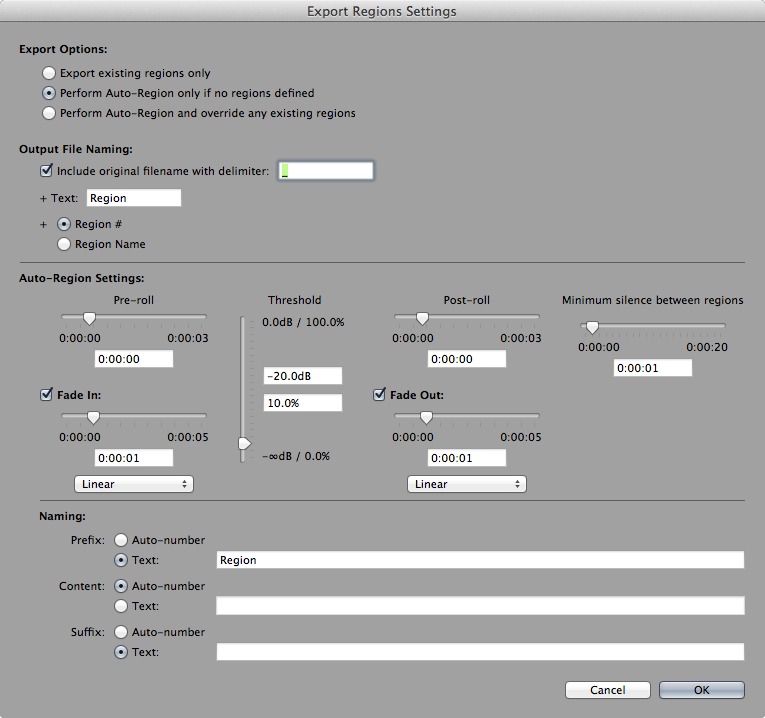 Sound Grinder Pro | Advanced audio and metadata batch conversion and